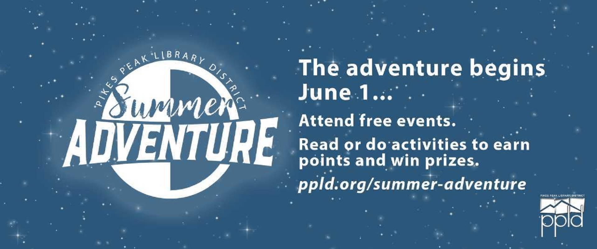 Summer Adventure with PPLD