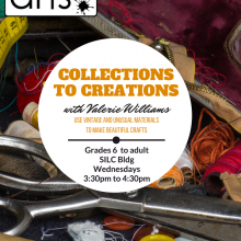 Collections to Creations