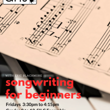 Songwriting for Beginners